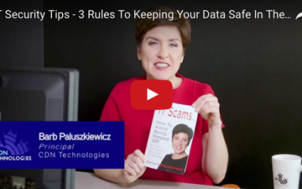 3 Rules To Keeping Your Data Safe In The Cloud